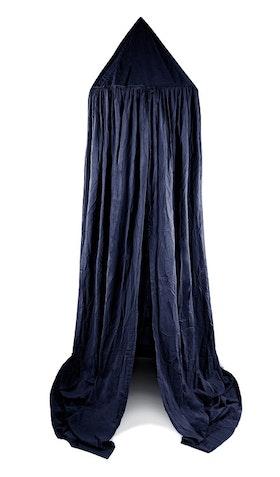 Natthimmel - mörk-blå baldakin