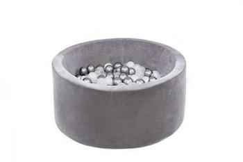 Misioo - grå bollhav i sammet