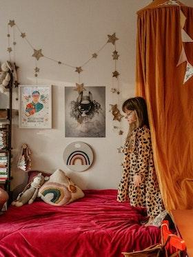 Sänghimmel för barn - Honey
