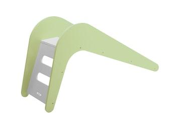 Grön rutschkana - Jupiduu