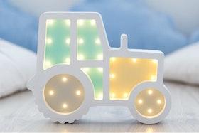 Traktor - nattlampa