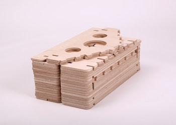 Bygg din egen Montessori lekstuga - lek och bygg