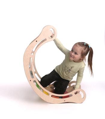 Montessori gunga för barn