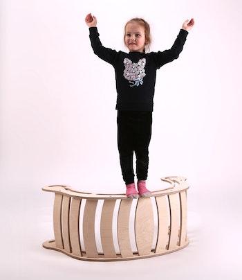 Montessori gunga för hemmet och förskolan