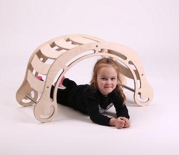 Montessori trägunga för barn