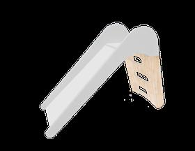 Kandu rutschkana i trä - vit