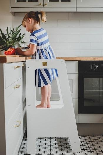 Kökspall för barn