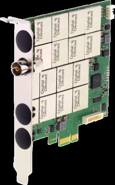 Max A8i DVB-C2/T2 TV Kort