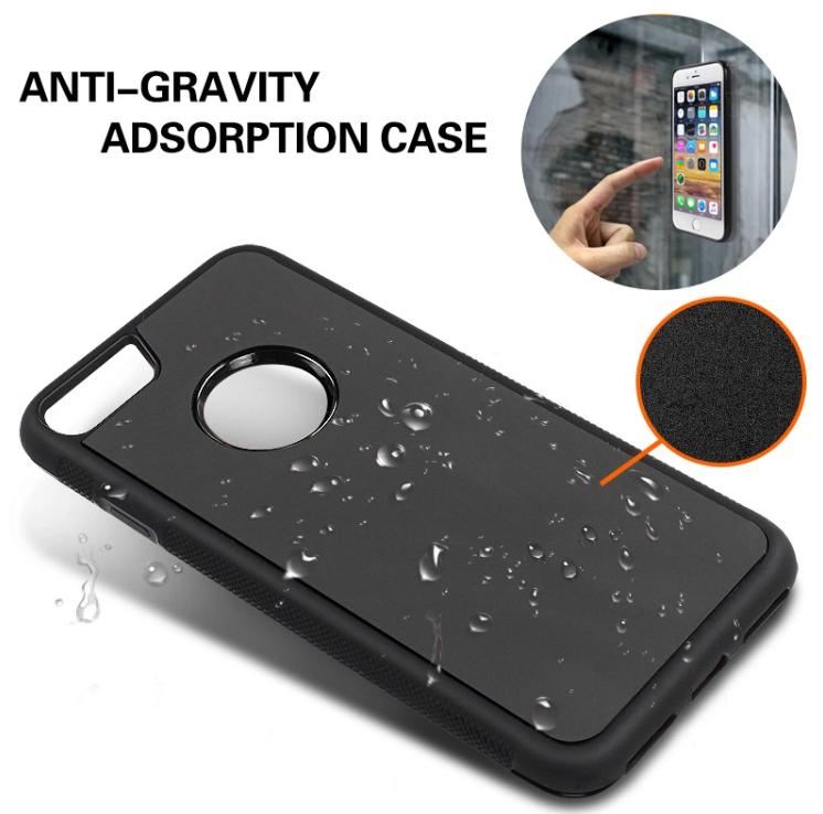 Iphone 7/8 PLUS Anti-Gravity Case - Magic - HandsFree -Svart