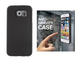 Samsung Galaxy S6 Edge  Anti-Gravity Case - Magic - HandsFree -Svart