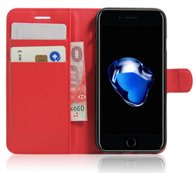 Iphone 7/8 Plus - Fodral - Röd