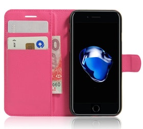 Iphone 7/8 Plus - Fodral -Rosa