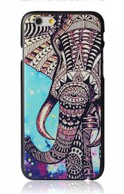 Iphone 6 Plus - Mobilskal - Elefant- Aztek
