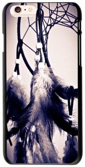 Iphone 6 Plus - Mobilskal - Drömfångare - SvartVit