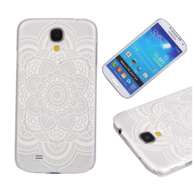 Samsung Galaxy S4 - Mandala Blomma - Transparant