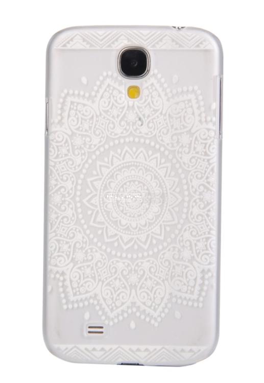 Samsung Galaxy S4 - Mandala Spets - Transparant