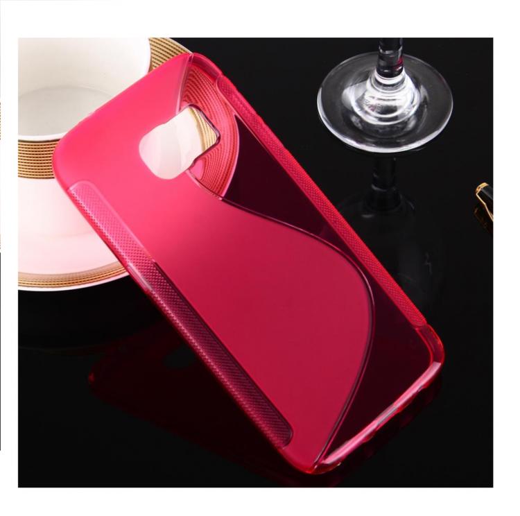 Samsung Galaxy S7 Skal -S-Line -Rosa