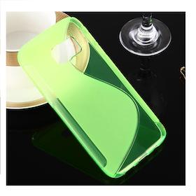 Samsung Galaxy S7 Skal -S-Line - Grön