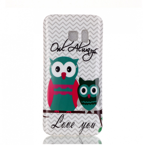 Samsung Galaxy S7 Skal -Ugglor - Owl You Need Is Love