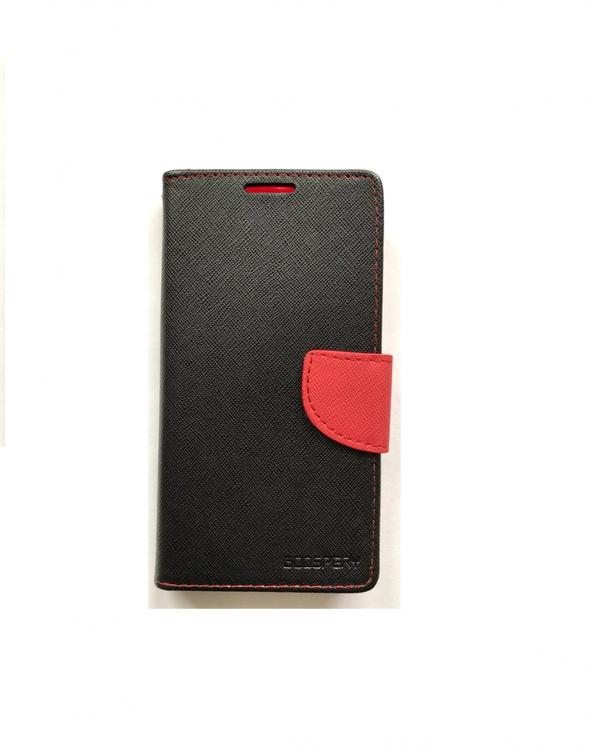 Plånbok - Iphone 6 6S - Mercury -Goospery -Svart - billigamobilskal a3af0d9189996