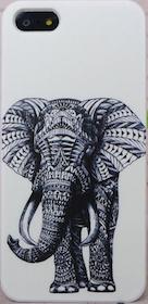 Iphone 5C Skal - Elefant - Aztek
