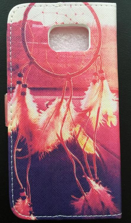 Samsung Galaxy S6 Plånbok - Motiv - Drömfångare