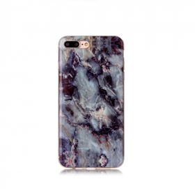 Iphone 7/8  - Marble - Marmor Case- Sten - Mjukt
