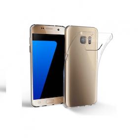 Samsung Galaxy S8 Mobilskal Transparant -TPU