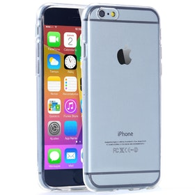 Iphone 6/6S Plus Skal - Transparant - TPU