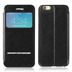 Iphone 6/6S - Window View - Slim - Svart