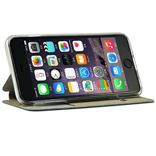 Iphone 6/6S - Window View - Slim - Vit