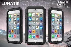 Iphone 6/6S - Gorilla - Lunatik Taktik - Svart