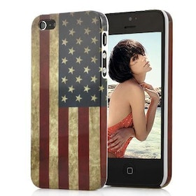Iphone 5 / 5S Skal - Flagga - USA
