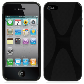 Iphone 5/5S - Bra Grepp - Mjukt - TPU - Svart