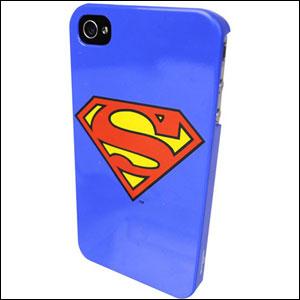 Iphone 5/5S Skal - Superman - Blå