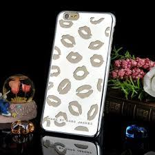 Iphone 5/5S - Pussmun -Silver Läppar - Lyx