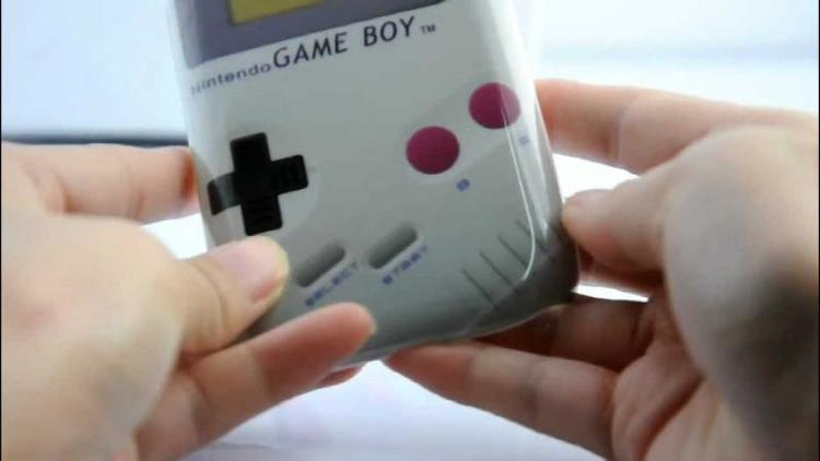 Samsung Galaxy S4 Skal -Gameboy