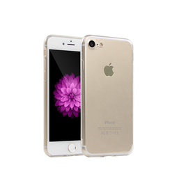 Iphone 7/8 Skal - TPU - Transparant - Mjukt