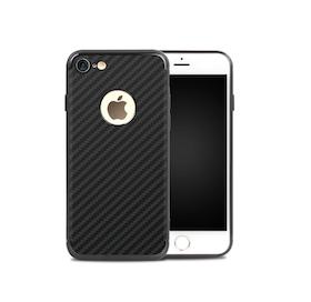 Iphone 7/8 Skal - TPU - Svart - Mjukt