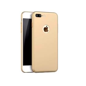 Iphone 7/8 Skal  - Guld- HardCase
