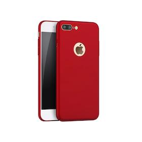 Iphone 7/8 Skal  - Röd - HardCase