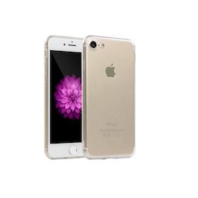 Iphone 7/8 Plus Skal - TPU - Transparant - Mjukt