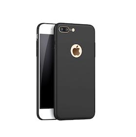 Iphone 6/6S Skal  - SVART - HardCase
