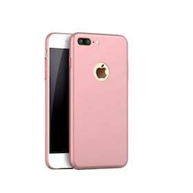 Iphone 6/6S PLUS Skal  - RoséGuld- HardCase