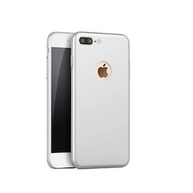 Iphone 5/5S/SE Skal  - SILVER- HardCase