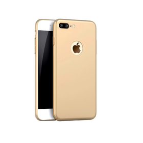 Iphone 5/5S/SE Skal  - GULD- HardCase