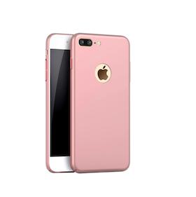 Iphone 5/5S/SE Skal  - ROSÉGULD- HardCase
