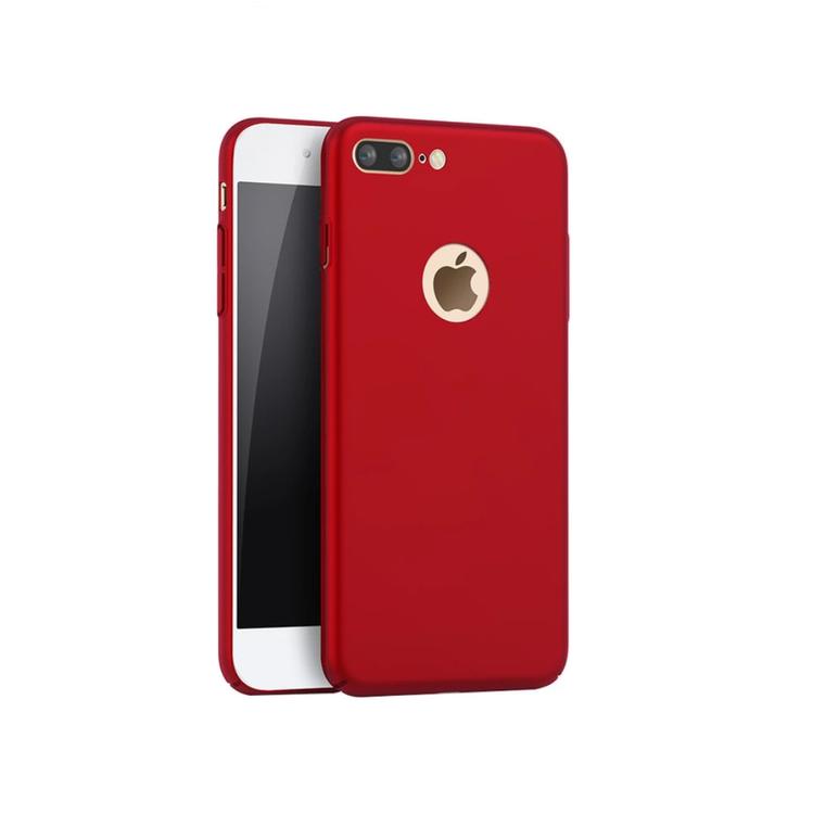 Iphone 5/5S/SE Skal  - RÖD- HardCase