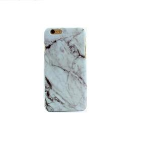 Iphone 7/8  - HardCase - Marmor - LjusGrå