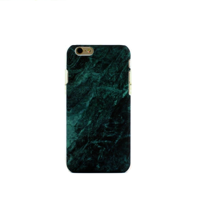 Iphone 7/8 Plus - HardCase - Marmor - Grön